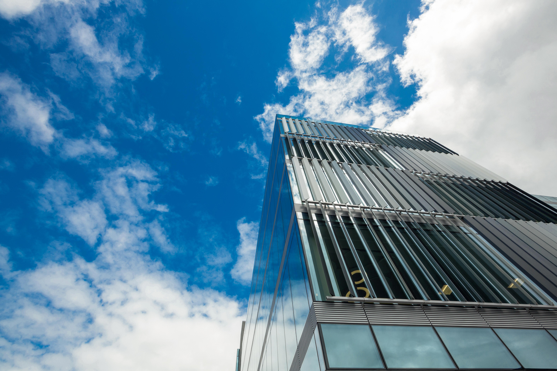 Imagem de um prédio